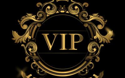 Visiteurs VIP!